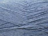 Stylecraft Wondersoft Baby DK Knitting Yarn Baby Denim 1312