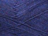 Stylecraft Special Aran with Wool Knitting Yarn Blue Heather 3351