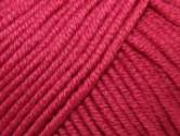 Sublime Extra Fine Merino Wool DK Knitting Yarn Redcurrant 017