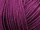 Sublime Extra Fine Merino Wool DK Knitting Yarn Blackcurrant 409