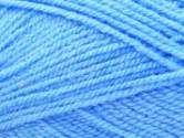 King Cole Baby Superball DK Knitting Yarn Light Blue 229