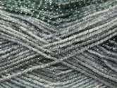 King Cole Shine DK Sparkle Knitting Yarn Quicksilver 137