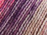 King Cole Shine DK Sparkle Knitting Yarn Blossoms 140